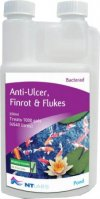 "Anti-Ulcer, Finront & Flukes ""NT labs"""